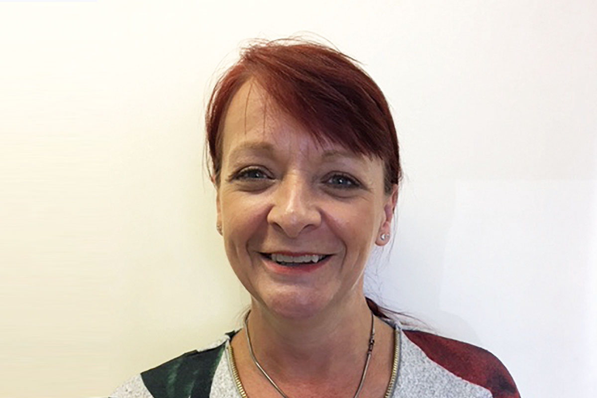 Fiona Dinsmore, Manager of Woodstock Residential Care Home