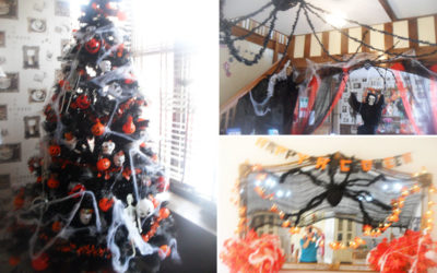 Halloween has arrived at Woodstock Residential Care Home