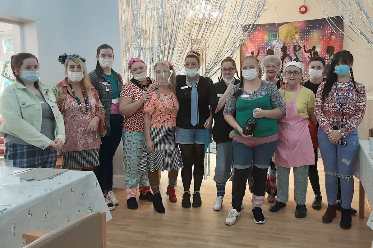 Woodstock Residential Care Home mismatch for fun