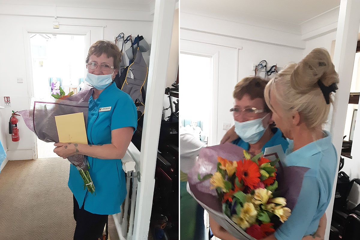 Woodstock Residential Care Home say farewell to Jane